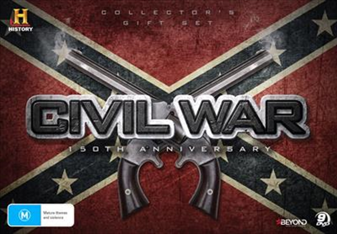 Civil War - Limited Edition | Collector's Gift Set | DVD