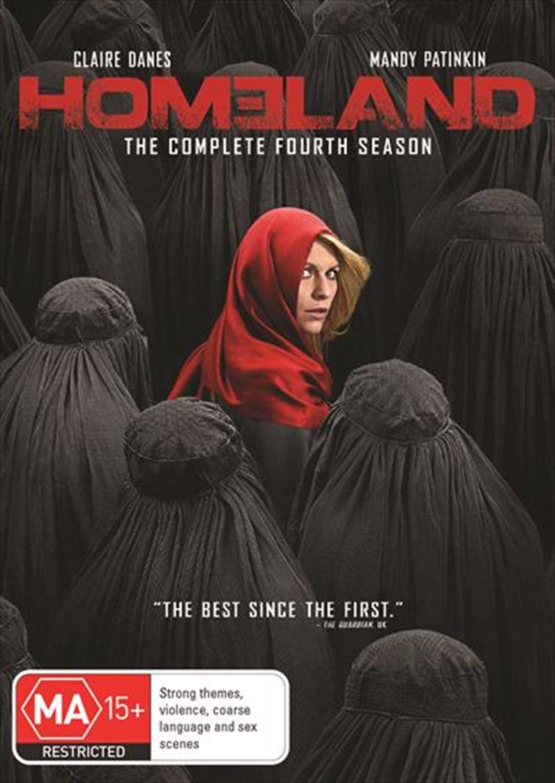 Homeland - Season 4 | DVD