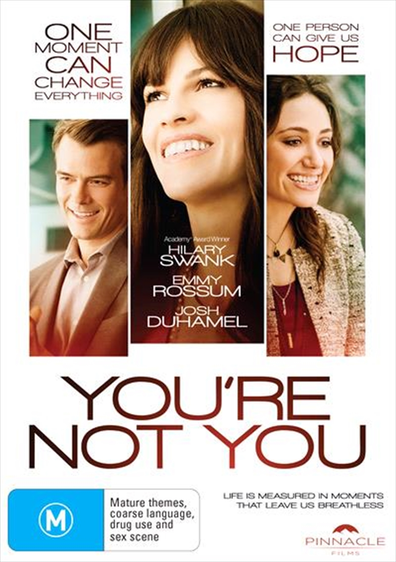 You're Not You | DVD