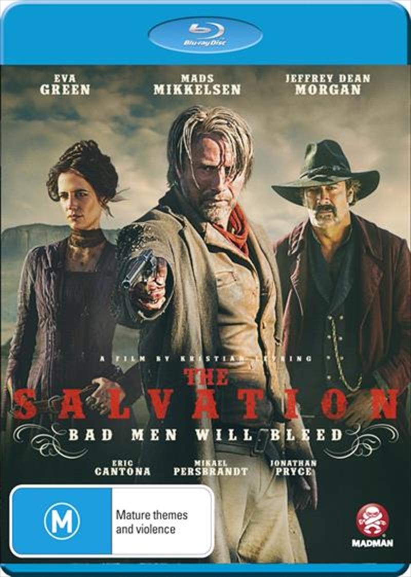 Salvation, The   Blu-ray