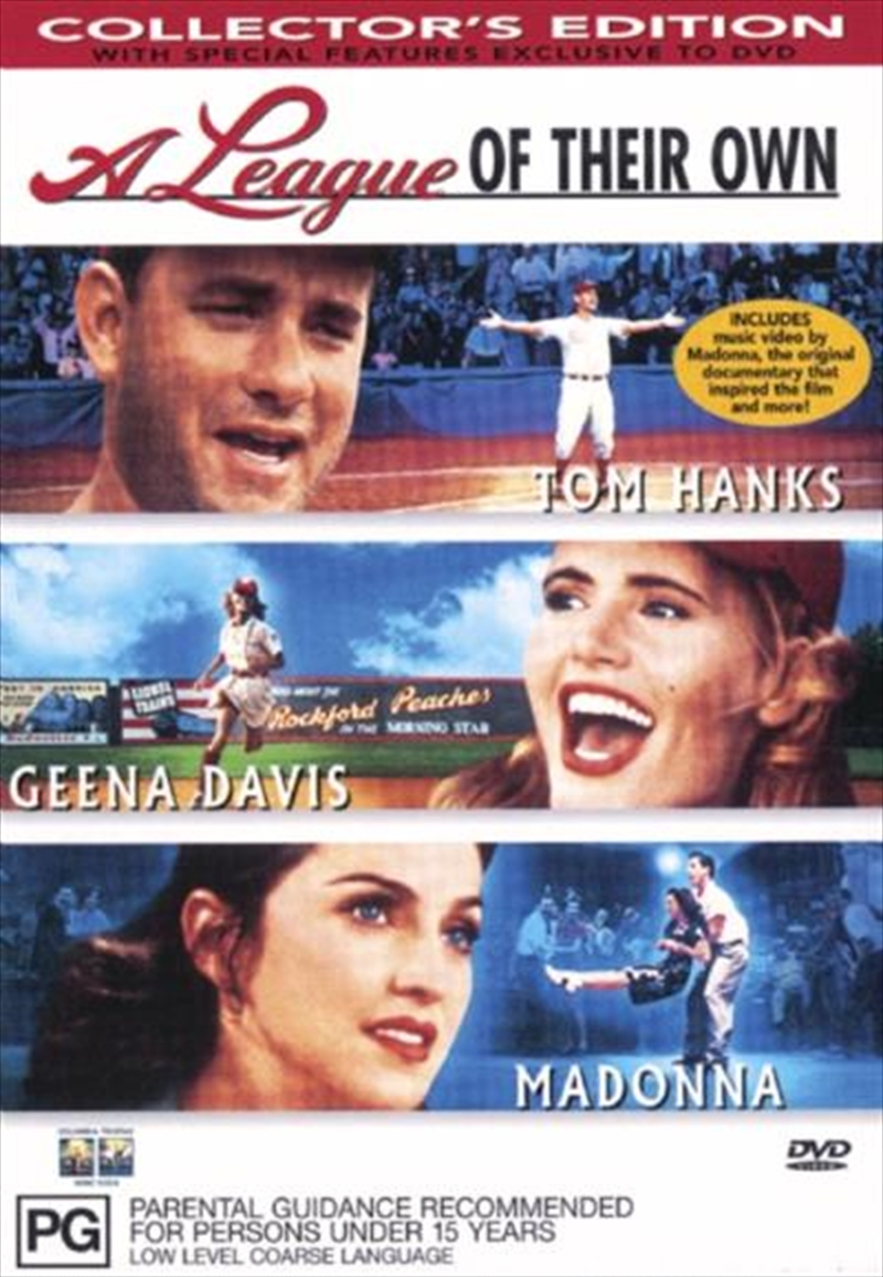 A League Of Their Own | DVD