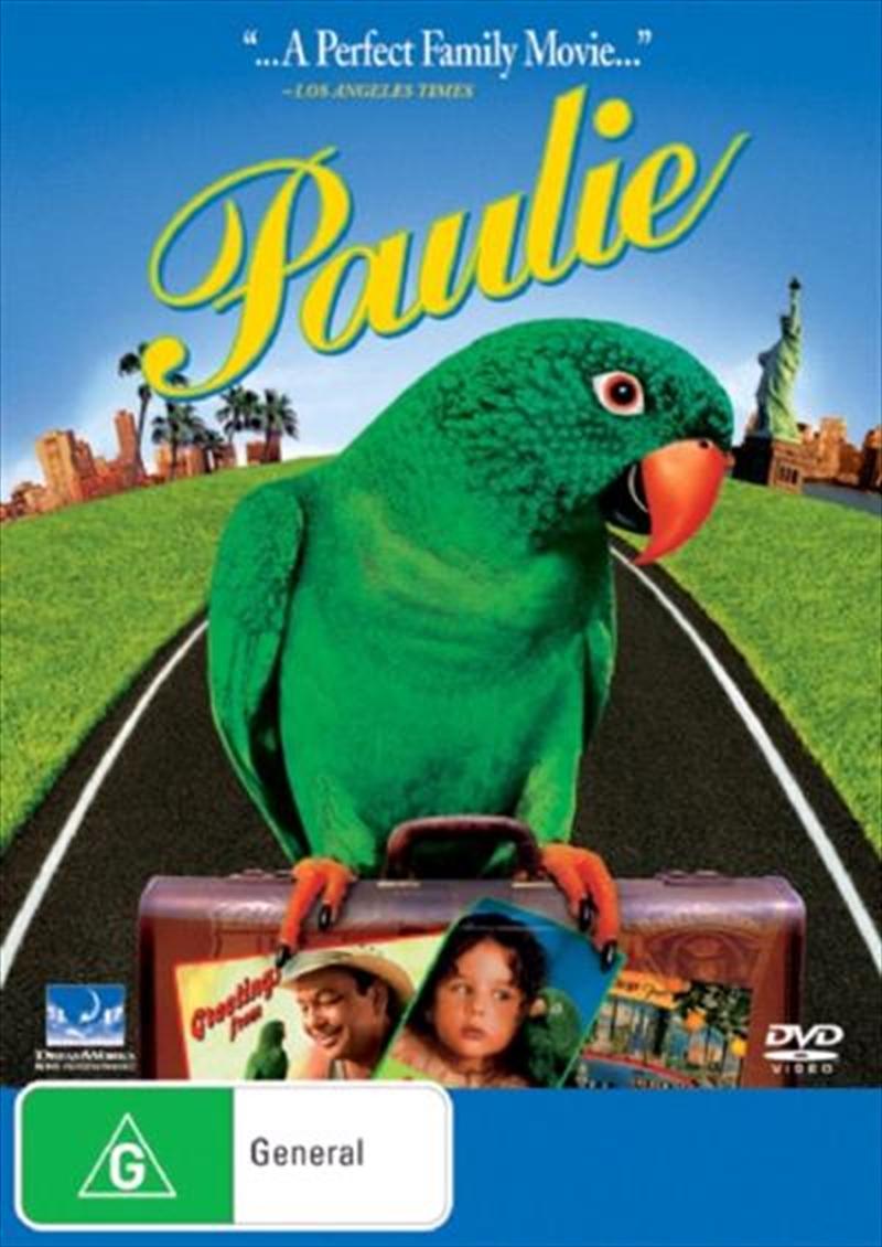 Paulie | DVD