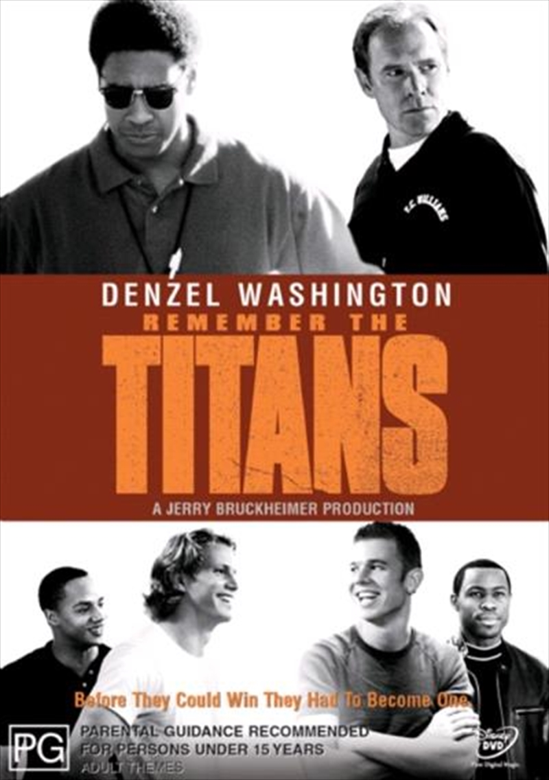 Remember The Titans | DVD
