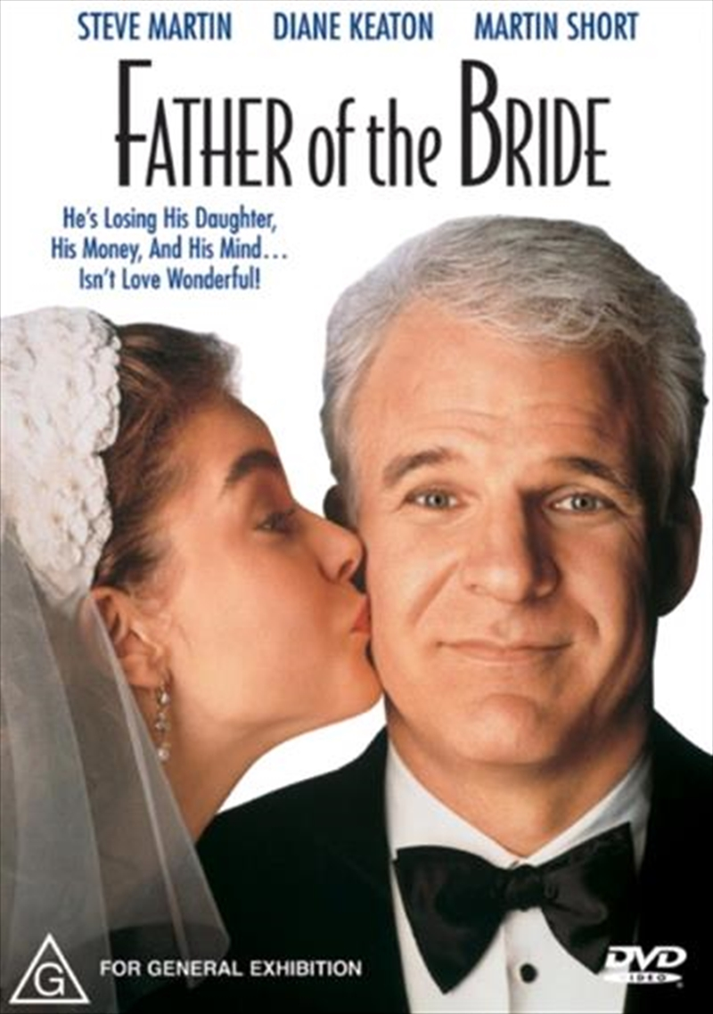 Father Of The Bride | DVD