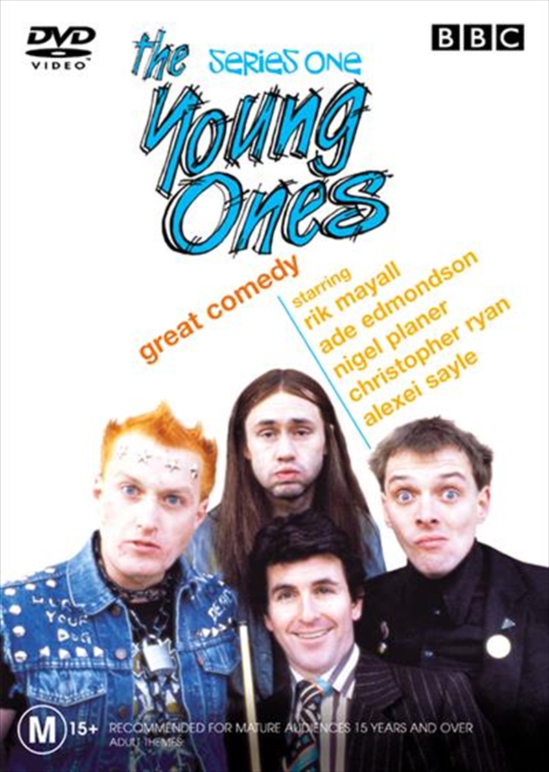 Young Ones, The - Series 01 | DVD