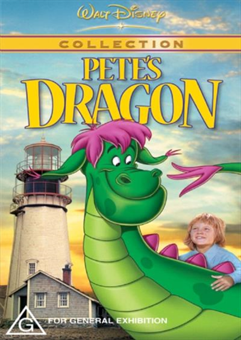 Pete's Dragon | DVD