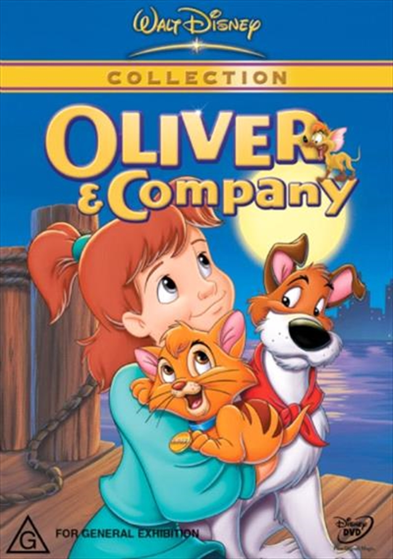 Oliver and Company | DVD