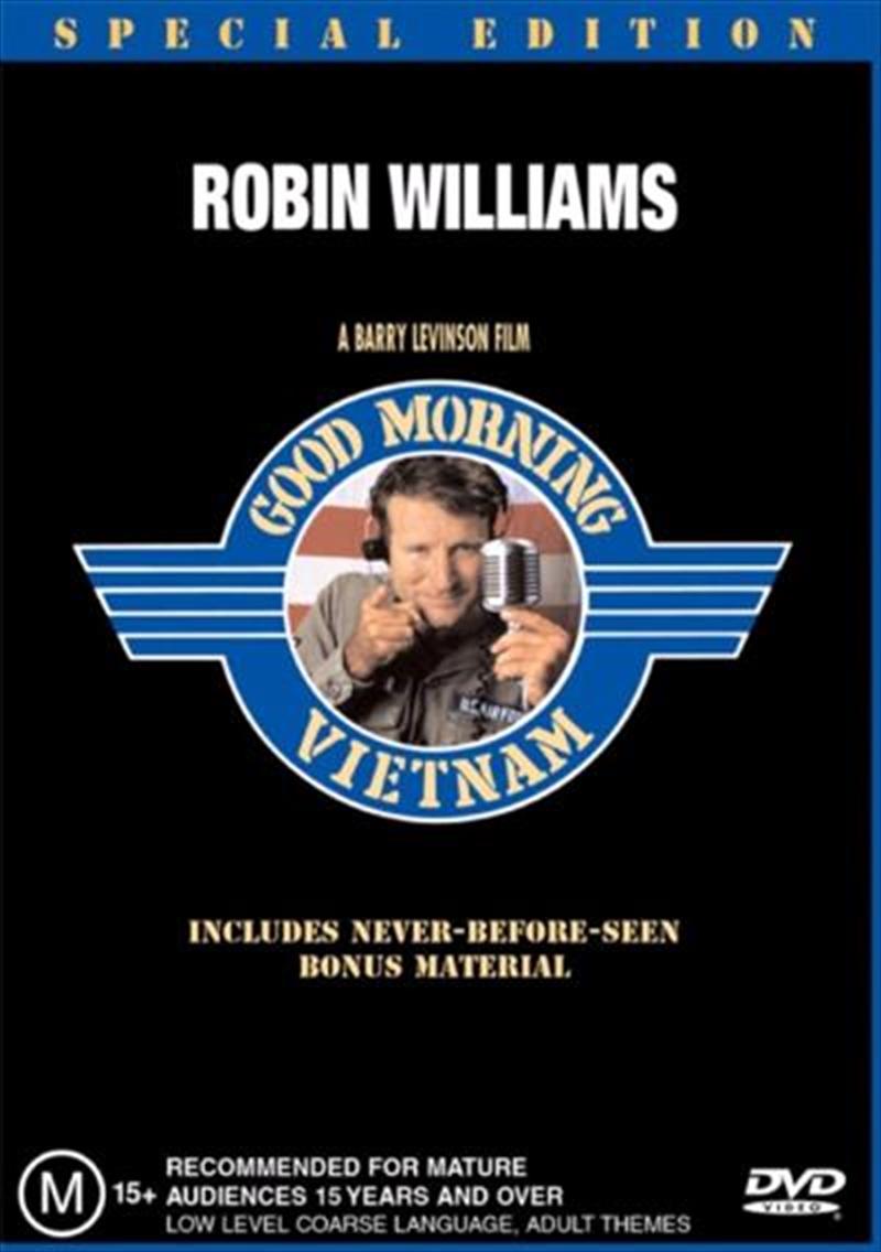 Good Morning Vietnam  - Special Edition | DVD