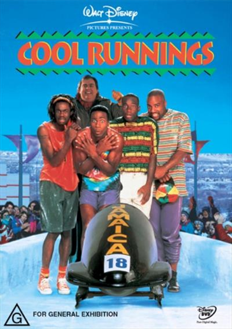Cool Runnings | DVD