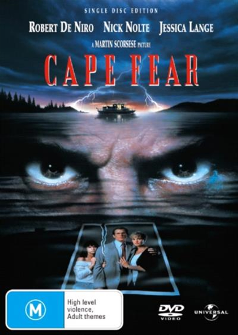 Cape Fear - Single Disc | DVD