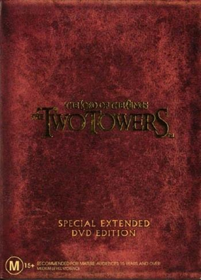Lord Of The Rings, The - The Two Towers - Special Extended Edition | DVD