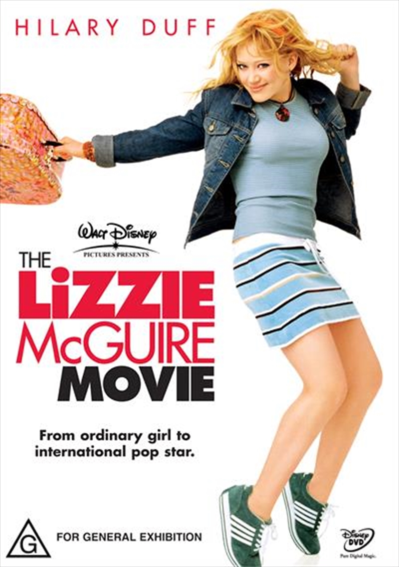 Lizzie McGuire Movie, The | DVD