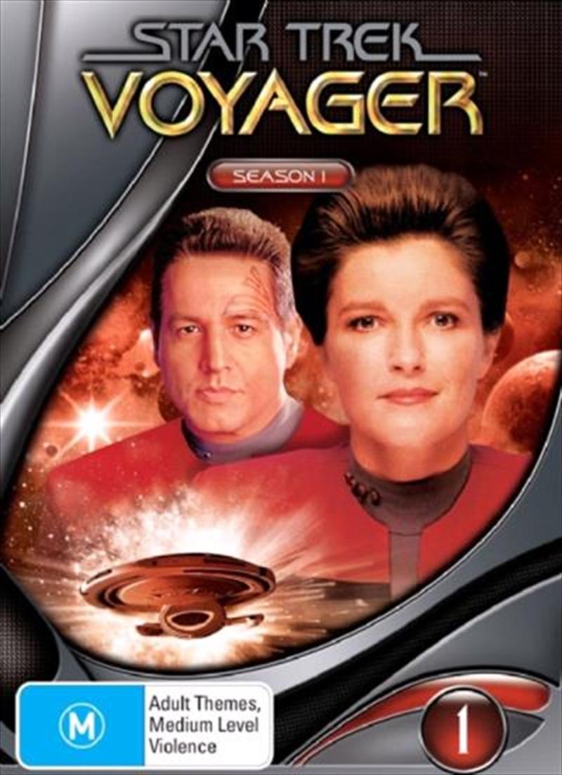 Star Trek Voyager - Season 01 | DVD