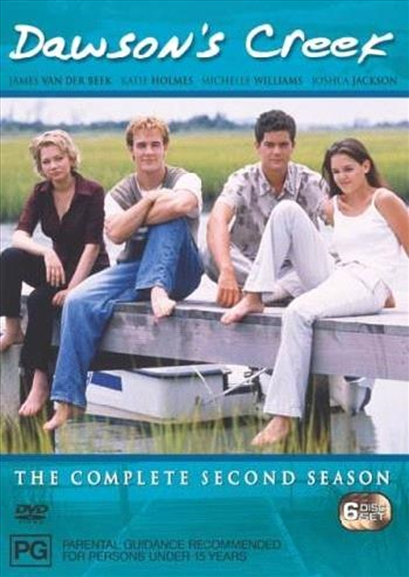 Buy Dawson S Creek Season 2 On Dvd Sanity