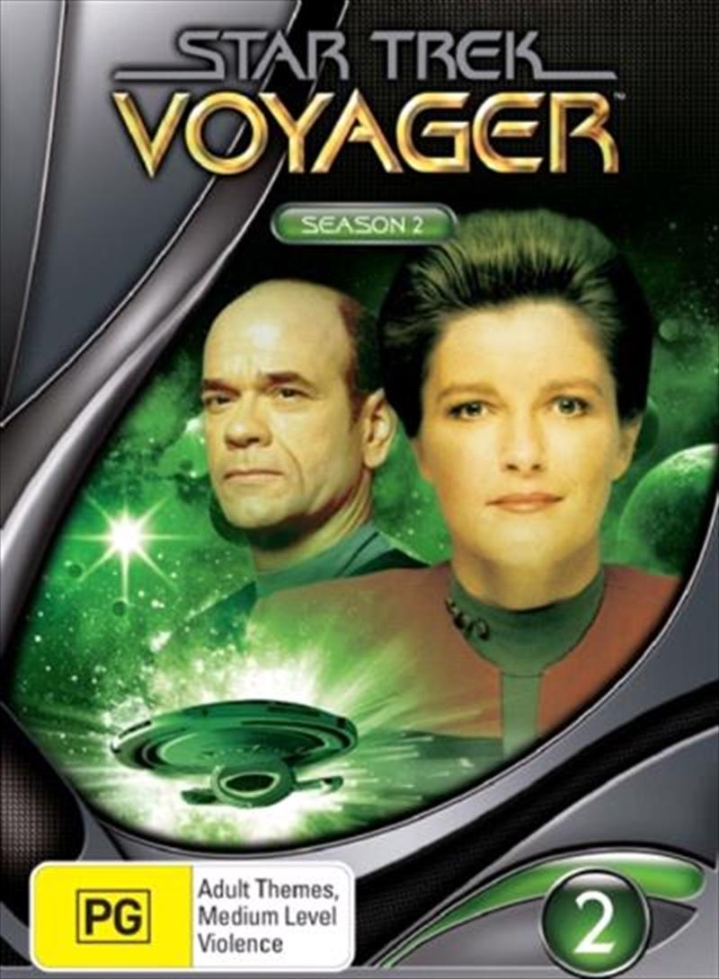 Star Trek Voyager - Season 02 | DVD
