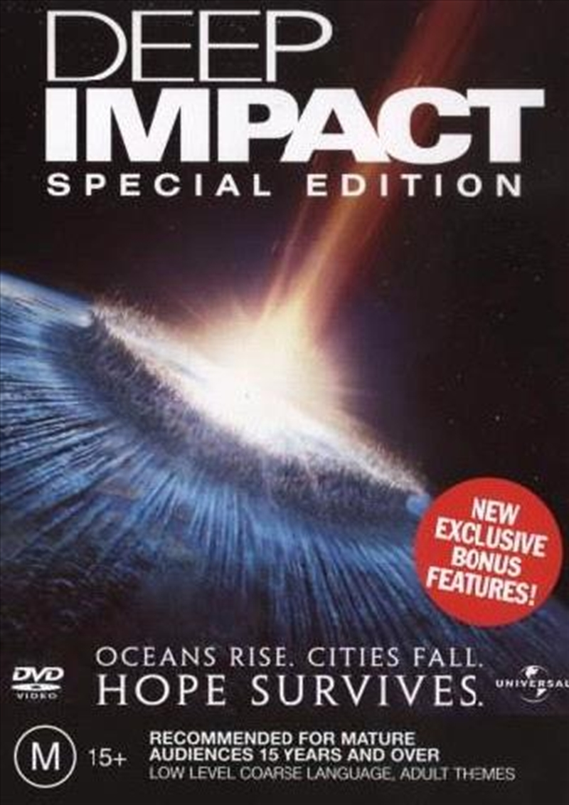 Deep Impact  - Special Edition | DVD