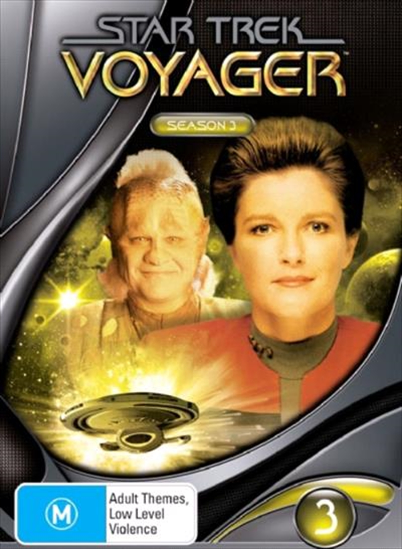 Star Trek Voyager - Season 03 | DVD