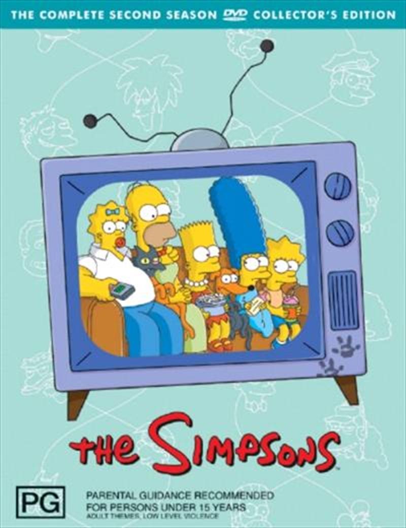 Simpsons, The - Season 2 | DVD