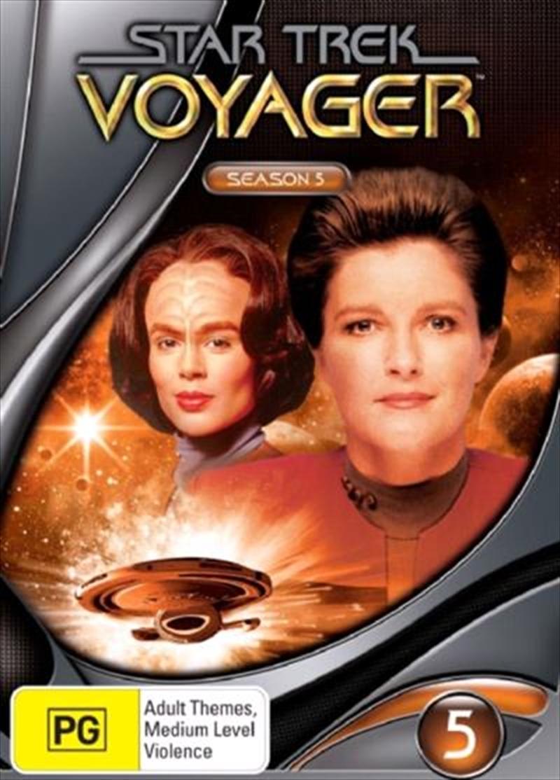 Star Trek Voyager - Season 05 | DVD