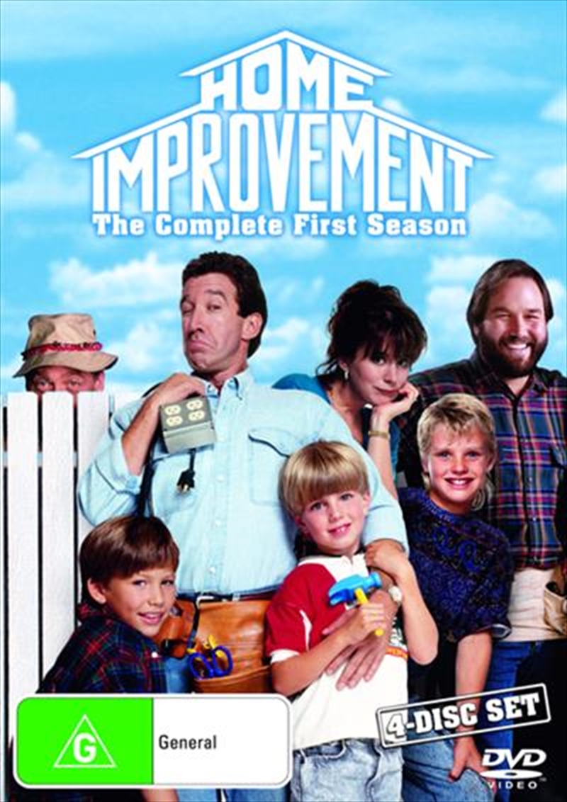 Home Improvement - Season 01 | DVD