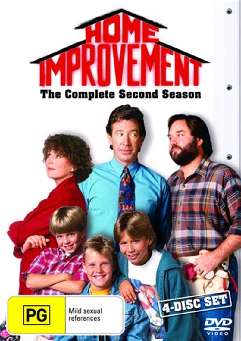 Home Improvement - Season 02 | DVD