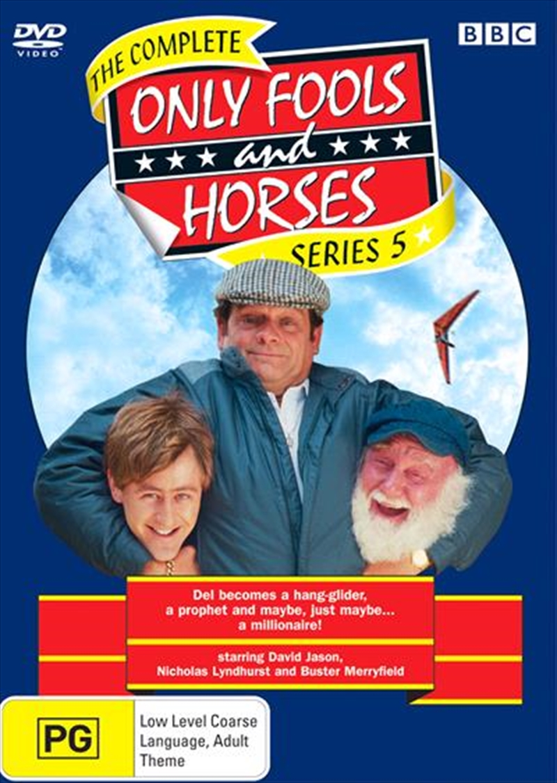 Only Fools And Horses - Series 05 | DVD