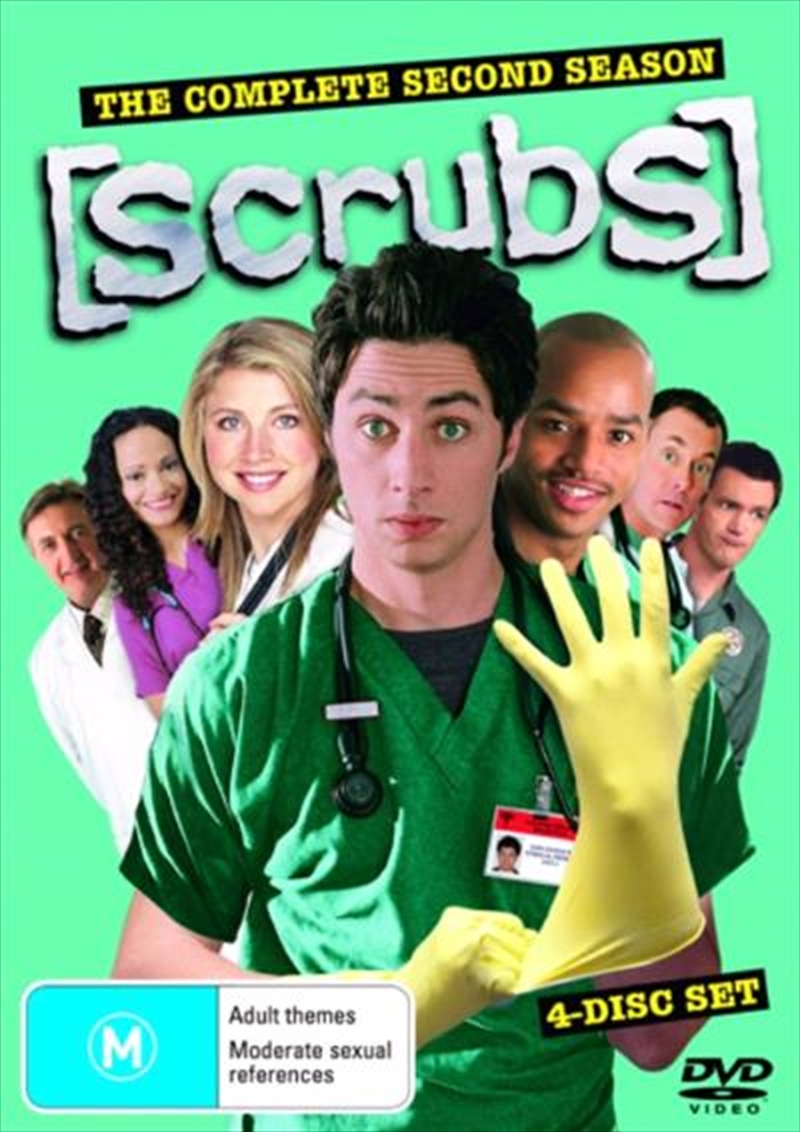 Scrubs - Season 02 | DVD
