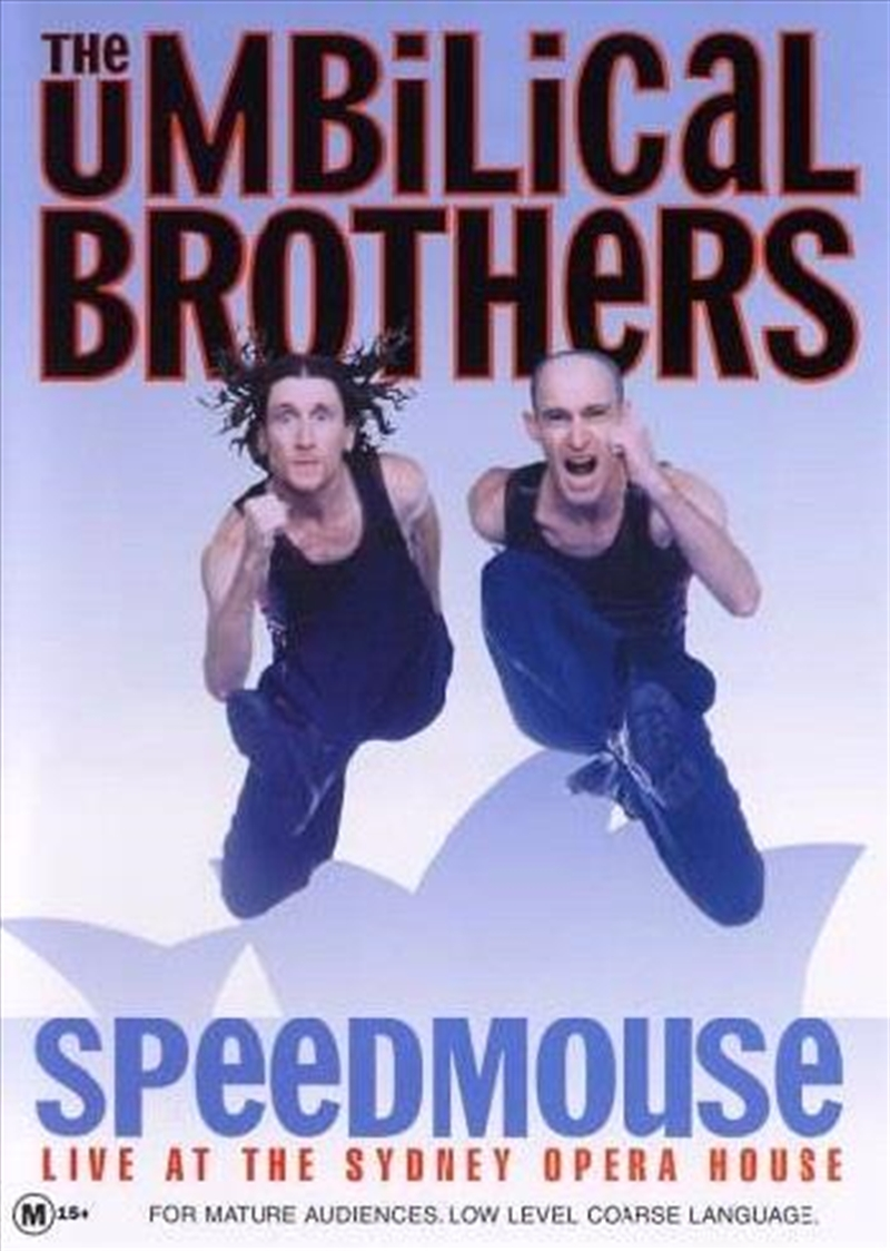 Umbilical Brothers: Speedmouse | DVD