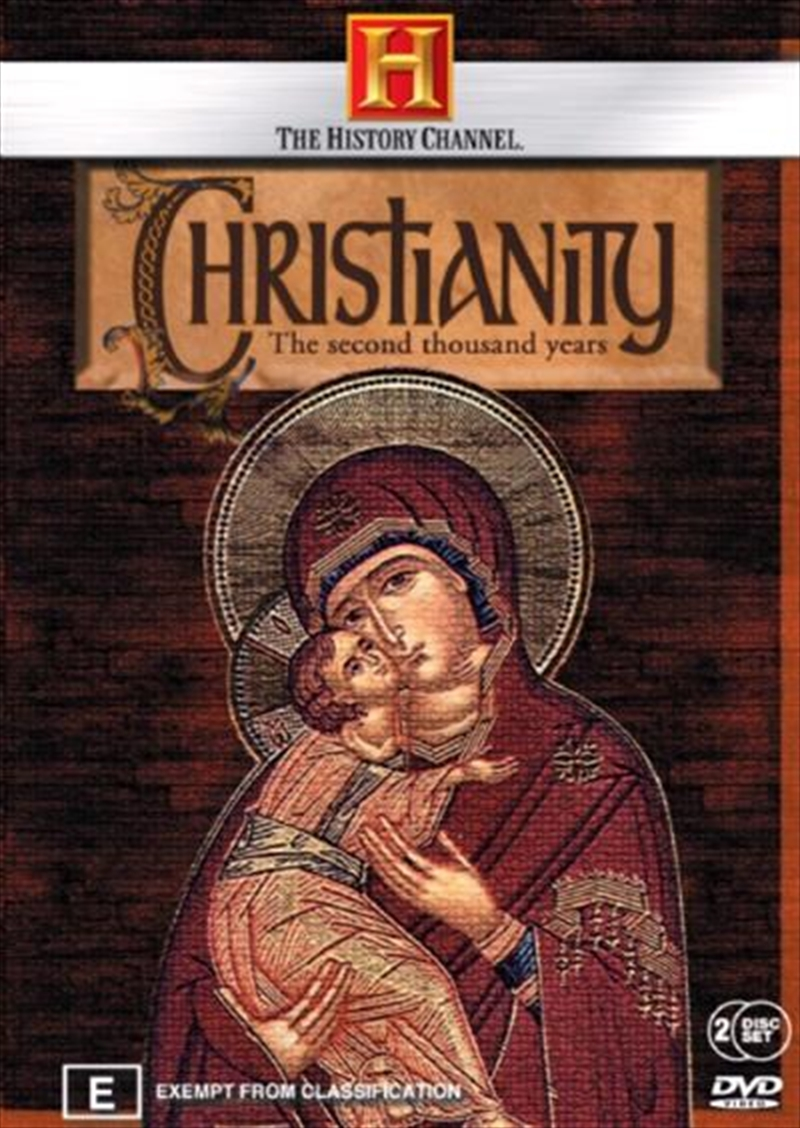 History Channel: The Rise Of Christianity: The Second 1000 Years | DVD