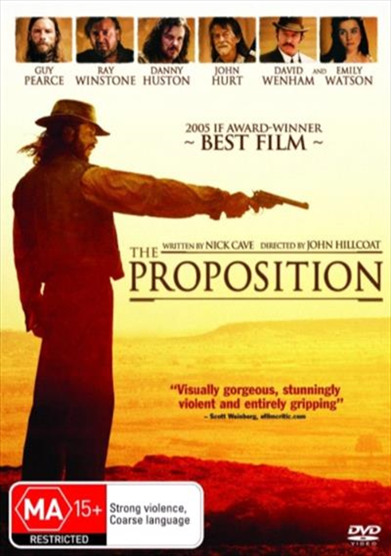 Proposition, The | DVD