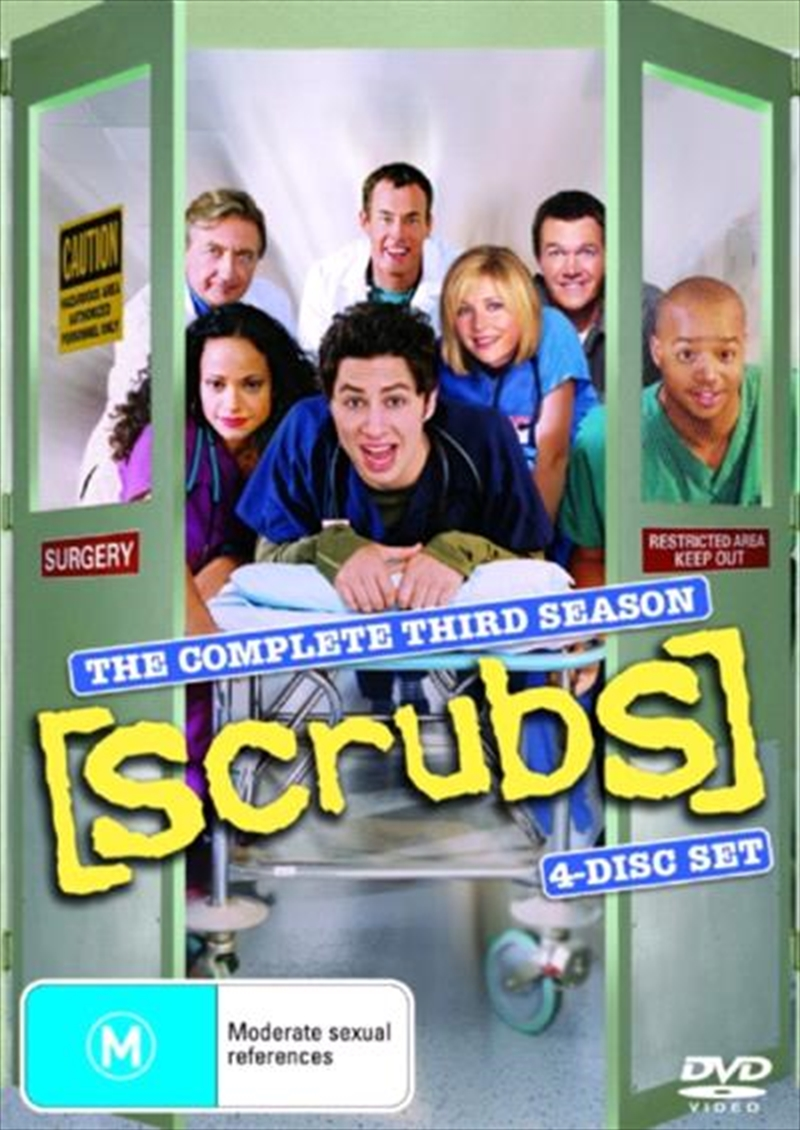 Scrubs - Season 03 | DVD