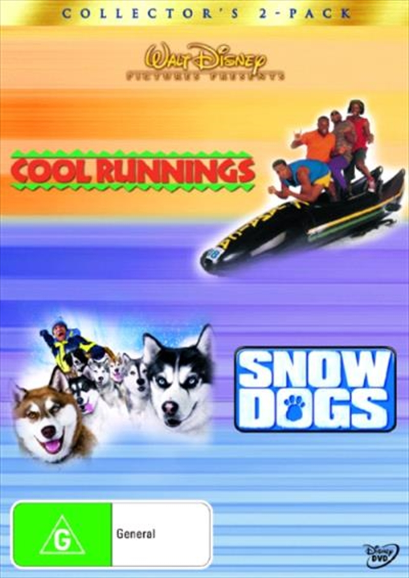 Cool Runnings/Snow Dogs | DVD