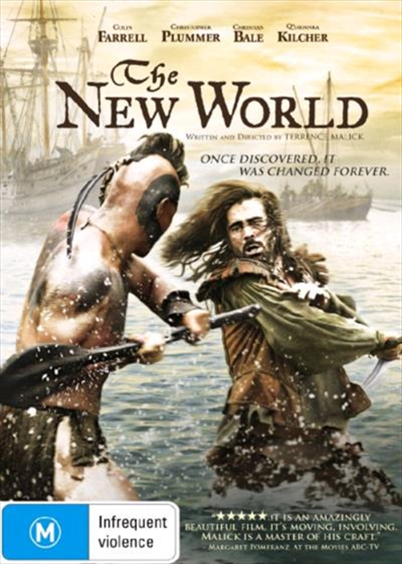 New World, The | DVD