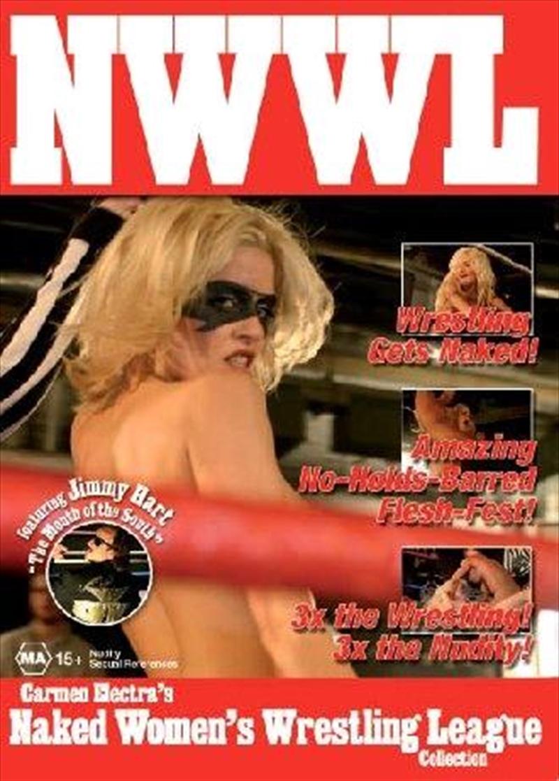 Carmen electras naked pro wrestling
