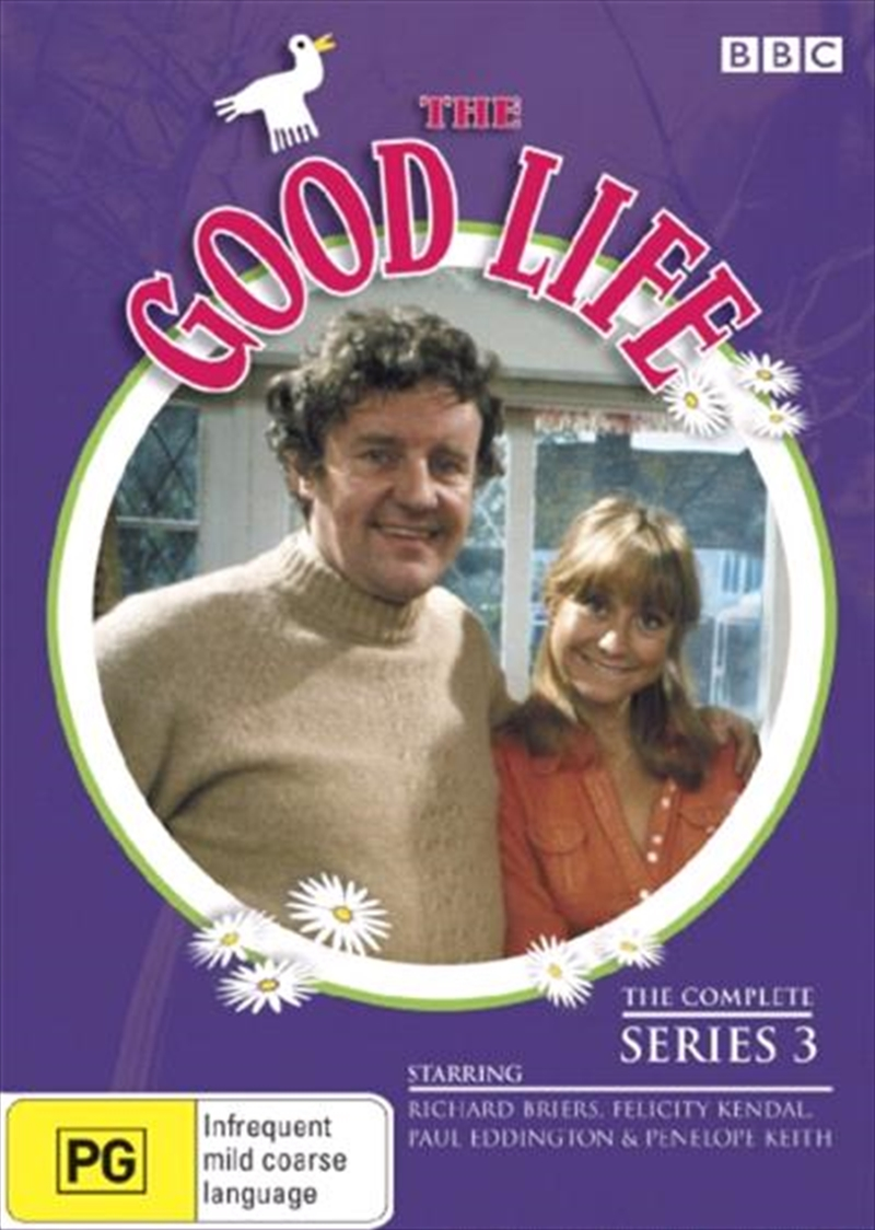 Good Life, The - Series 03   DVD