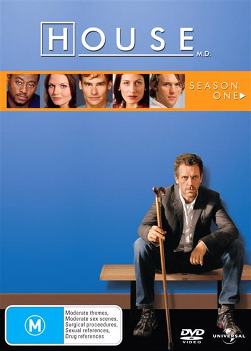 House, M.D. - Season 1 | DVD