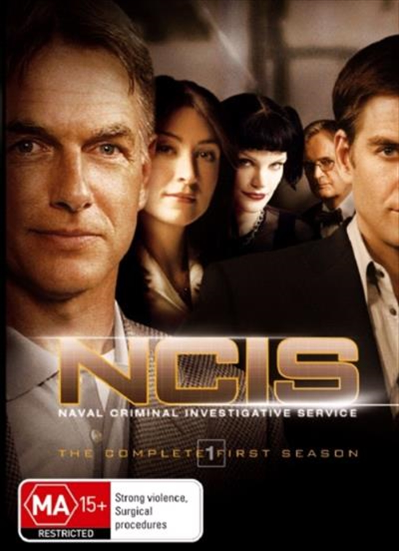 NCIS - Season 1 | DVD