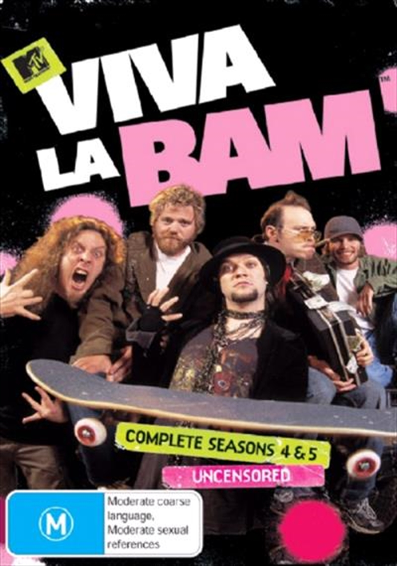 Viva La Bam - Season 04 and 05 | DVD