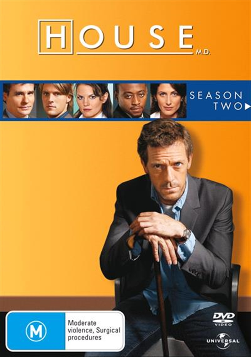 House, M.D. - Season 2 | DVD