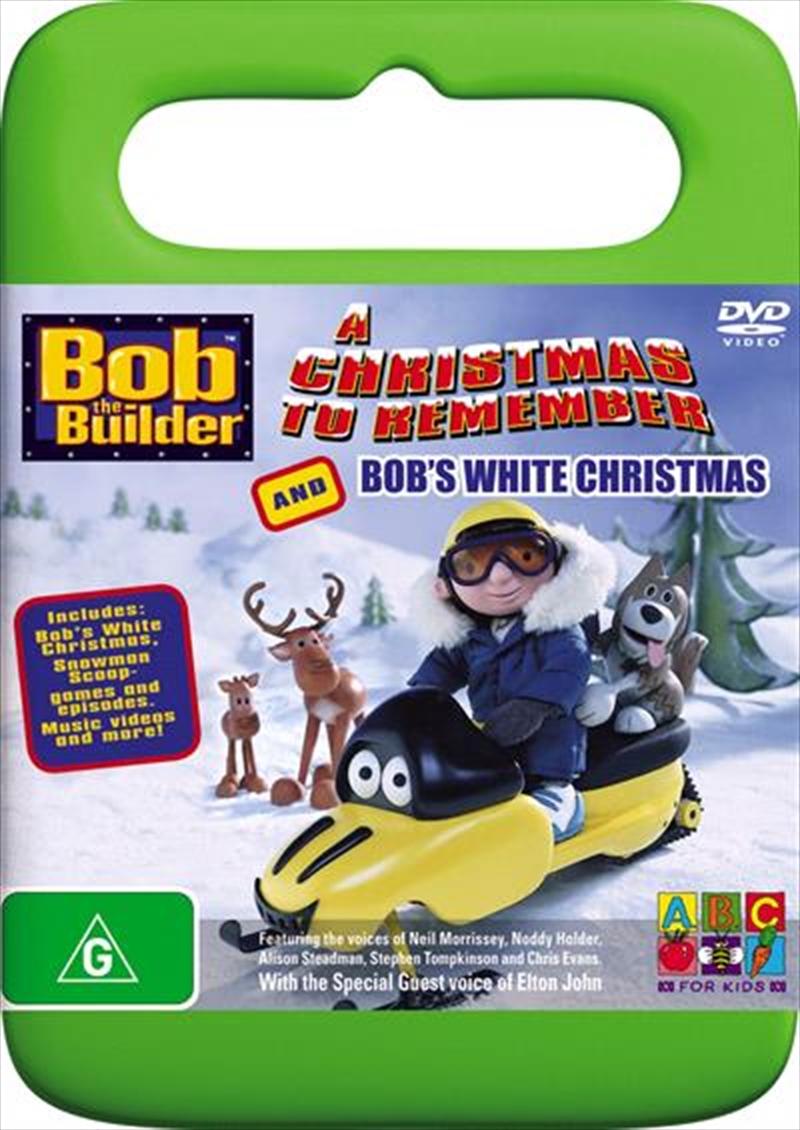 bob the builder a christmas to remember - Bob The Builder A Christmas To Remember
