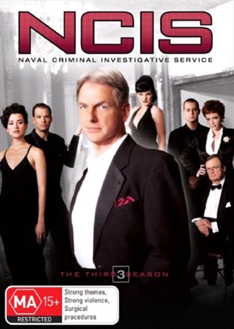 NCIS - Season 3 | DVD