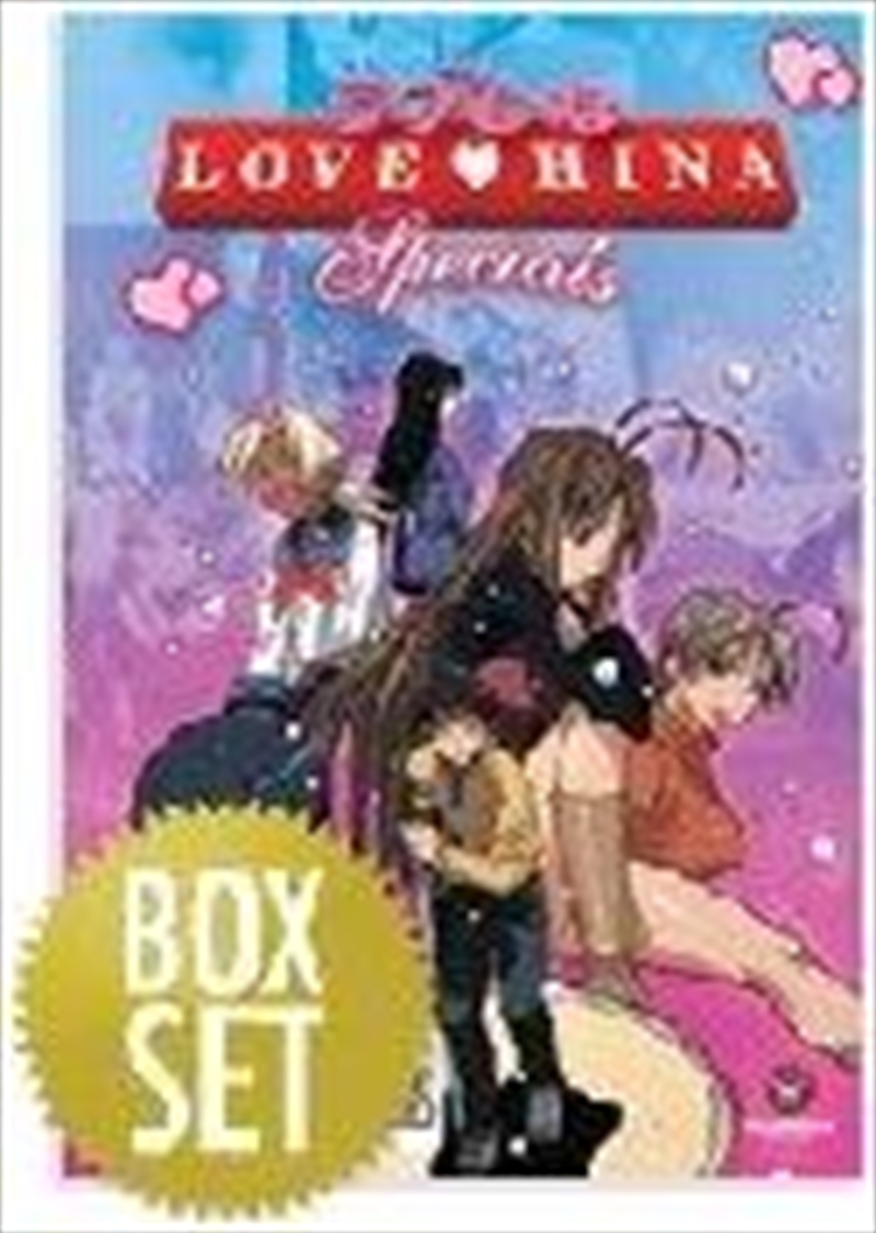 love hina complete collection