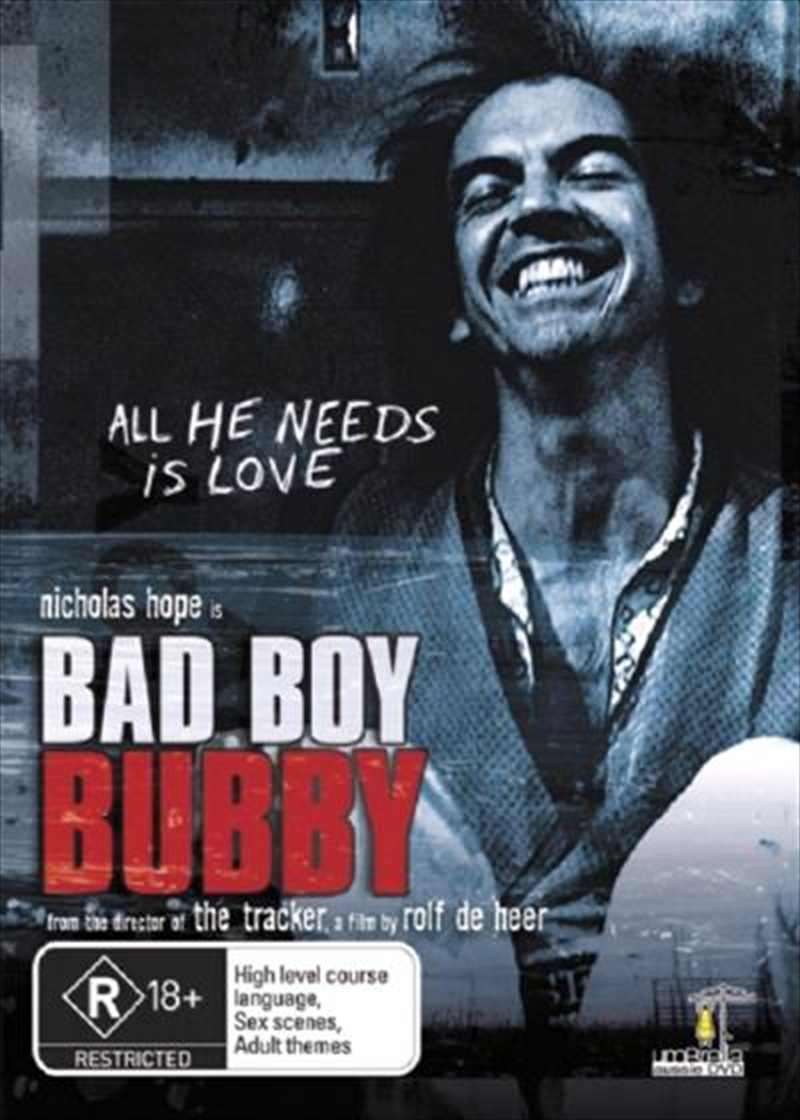 Buy Bad Boy Bubby On Dvd On Sale Now With Fast Shipping