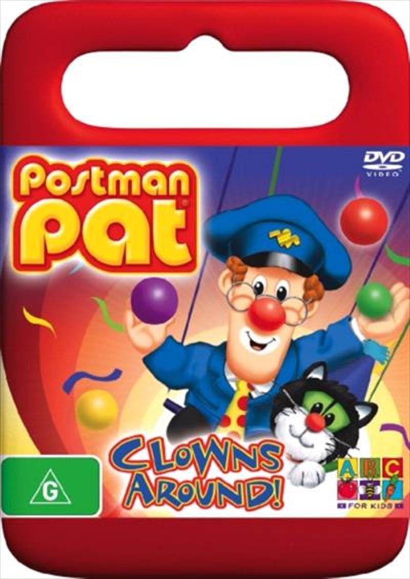 Postman Pat - Clowns Around | DVD