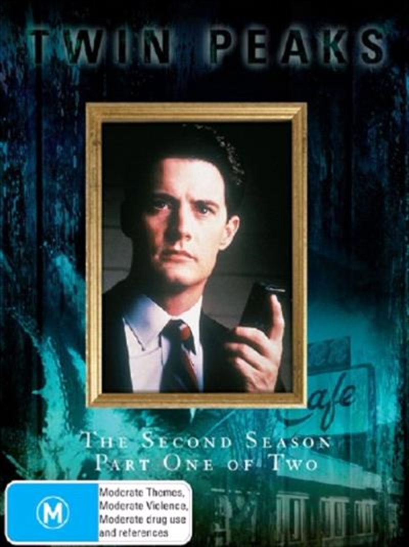 Twin Peaks - Season 02 - Part 01 | DVD