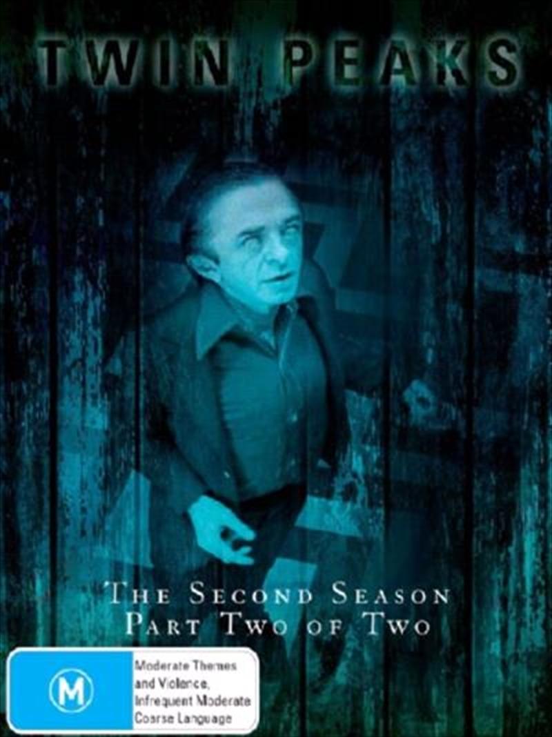 Twin Peaks - Season 02 - Part 02 | DVD