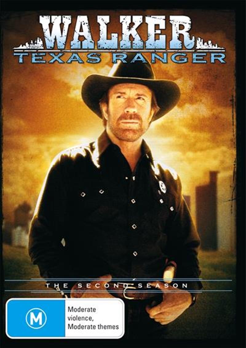Walker Texas Ranger; S2 | DVD