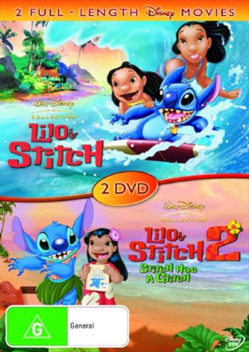 Lilo and Stitch  / Lilo and Stitch 2 - Stitch Has A Glitch | DVD
