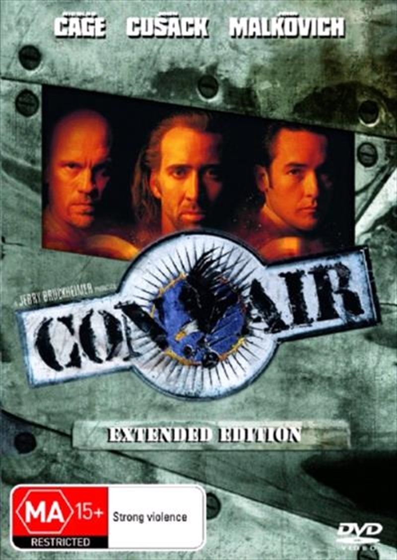 Con Air  - Extended Edition | DVD