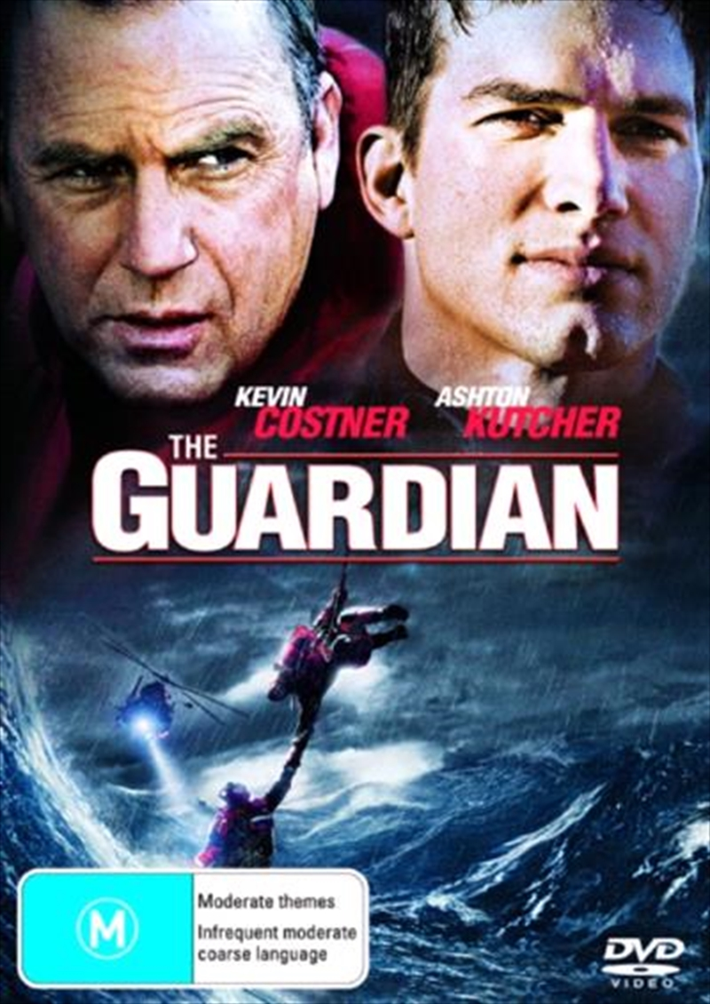 Guardian, The   DVD